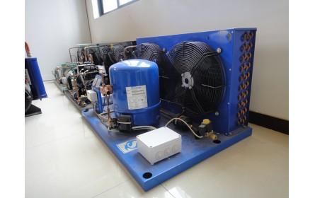 首页 产品展示 冷库机组 法国美优乐风冷机组  美优乐风冷机组采用